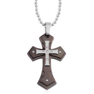 Cross Pendant Men/Women 3 For $30